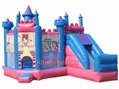 4 In 1 Princess Palace Jumping Castle Combo