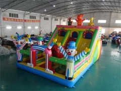 Payaso Bounce House Slide Combo