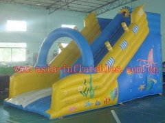 Tobogán Inflable Pirate Ship