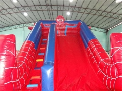 Tobogán Inflable Spiderman de 20 pies