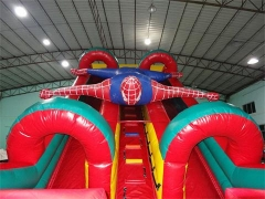 Tobogán Inflable Spiderman