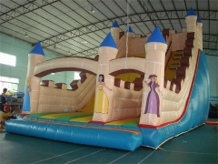 Inflable Princess Slide