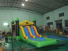 Bounce Water Slide Combo inflable