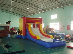 Módulo Bounce Water Slide Combo