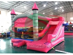 Ultimate Inflatable Jumping Castle con Mini Slide