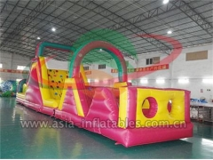 Giant Inflatable Obstacles Hot Sale Custom Giant Indoor Obstacle Course For Adults