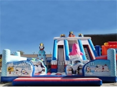 inflable Penguin Fun City