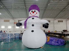 4mH Inflatable Snowman,Customized Yours Today