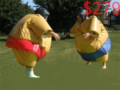 Custom Sumo Wrestling Suits for Sale in stock and factory price
