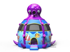Pulpo inflable