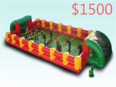 Wholesale Inflatable Human Table Football