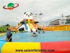 Inflables Panda Water Park