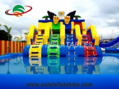Diapositiva Eagle inflable