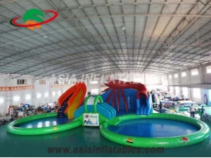 Inflatable Lobster Water Park