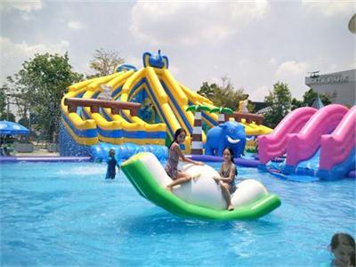 Paseo Mooon Inflable